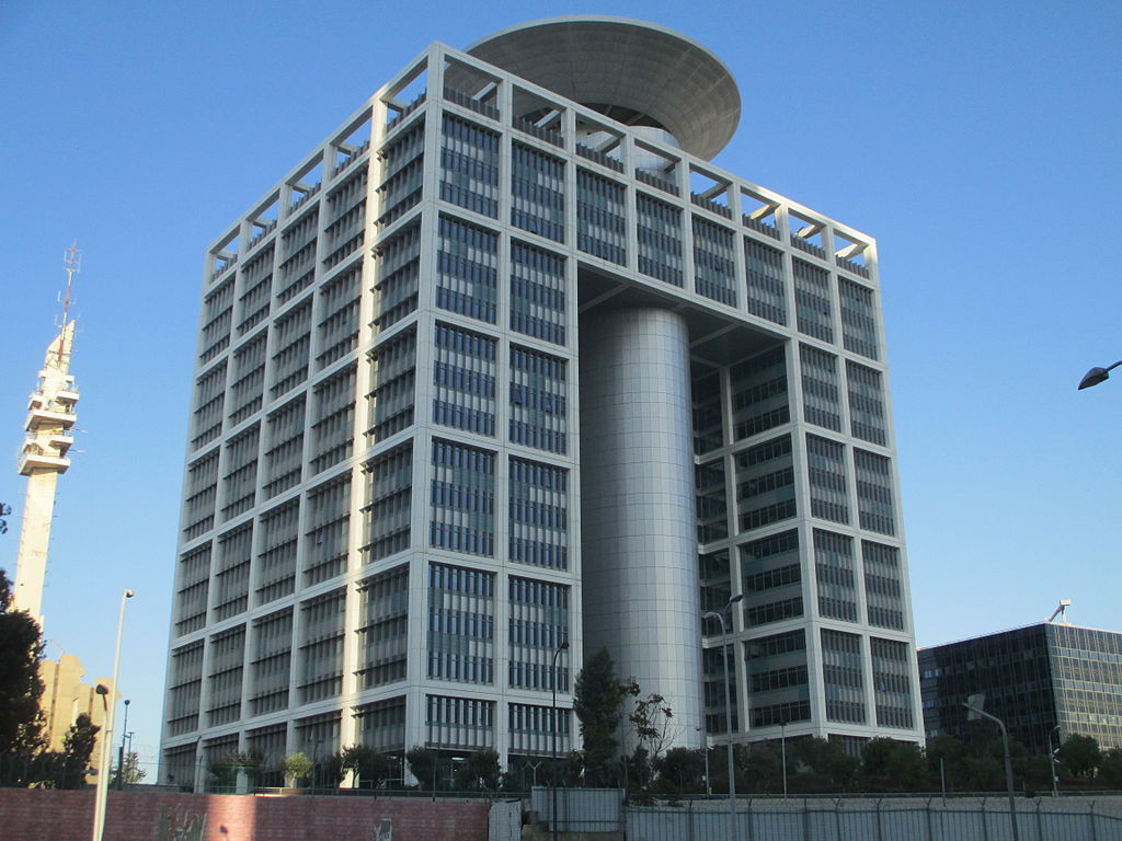 <i>IDF headquarters in Tel Aviv, Image Source: <a href='https://commons.wikimedia.org/wiki/File:PikiWiki_Israel_40574_IDF_headquarters_in_Tel_Aviv.JPG'>Wikimedia Commons</a></i>