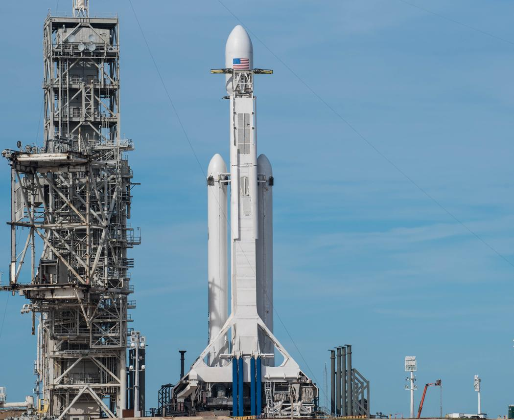 Tesla >> SpaceX Just Launched a Tesla Into Space on the Most Powerful Rocket in the World