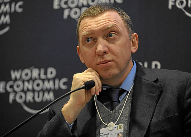 <i>Oleg Vladimirovich Deripaska Russian oligarch, Image Source: <a href='https://commons.wikimedia.org/wiki/File:Oleg_Deripaska_by_Michael_Wuertenberg.jpg'>Wikimedia Commons</a></i>