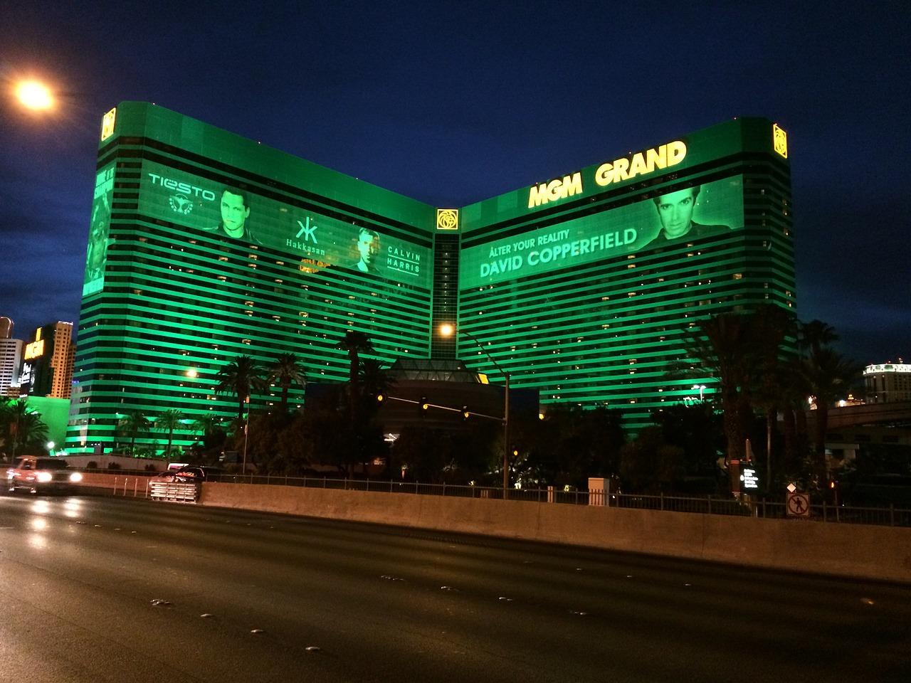 MGM Grand Vegas Hotel